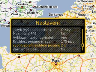 Map2X už umí Google mapy